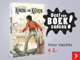 Actie! De koning van Katoren voor 2 euro.